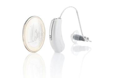 Hörgeräte Größe